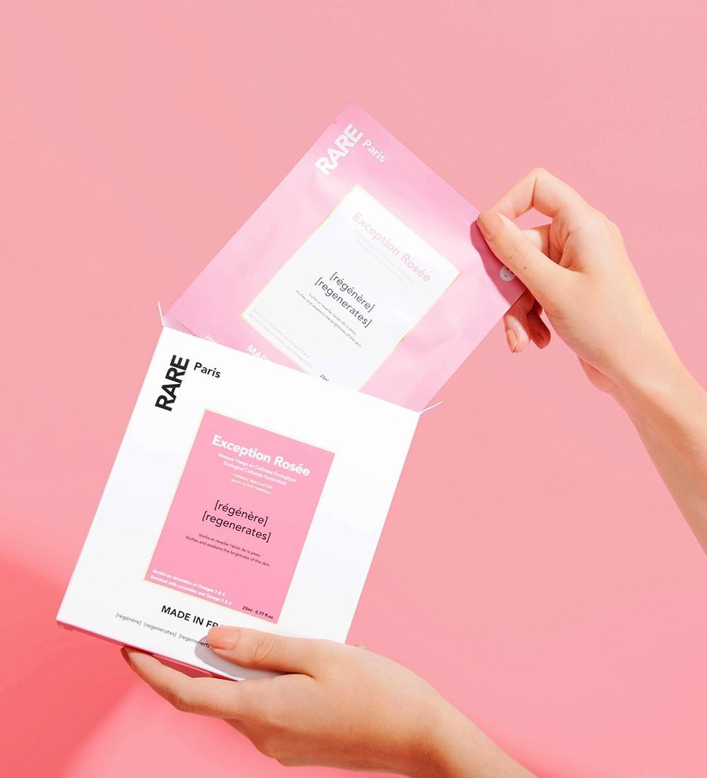 Exception Rosée Box x5