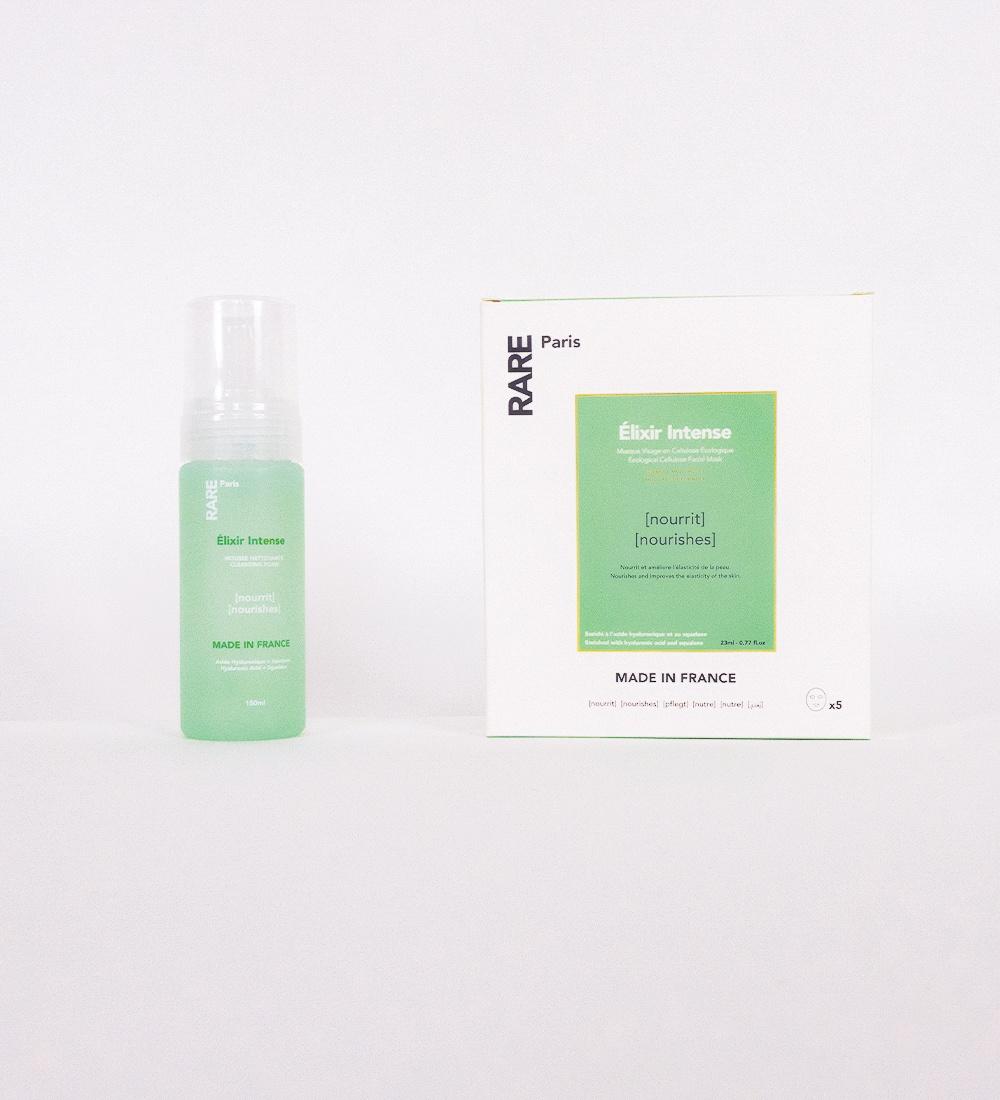 Elixir Intense skincare set
